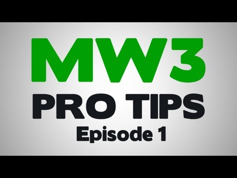 MW3 Tips - MW3 Multiplayer Gameplay - Modern Warfare 3