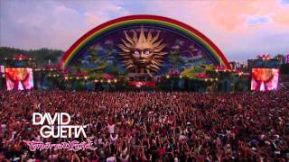 David Guetta speech Tomorrowland 2011