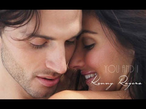 Kenny Rogers Bee Gees You And I (Tradução) HD 2013