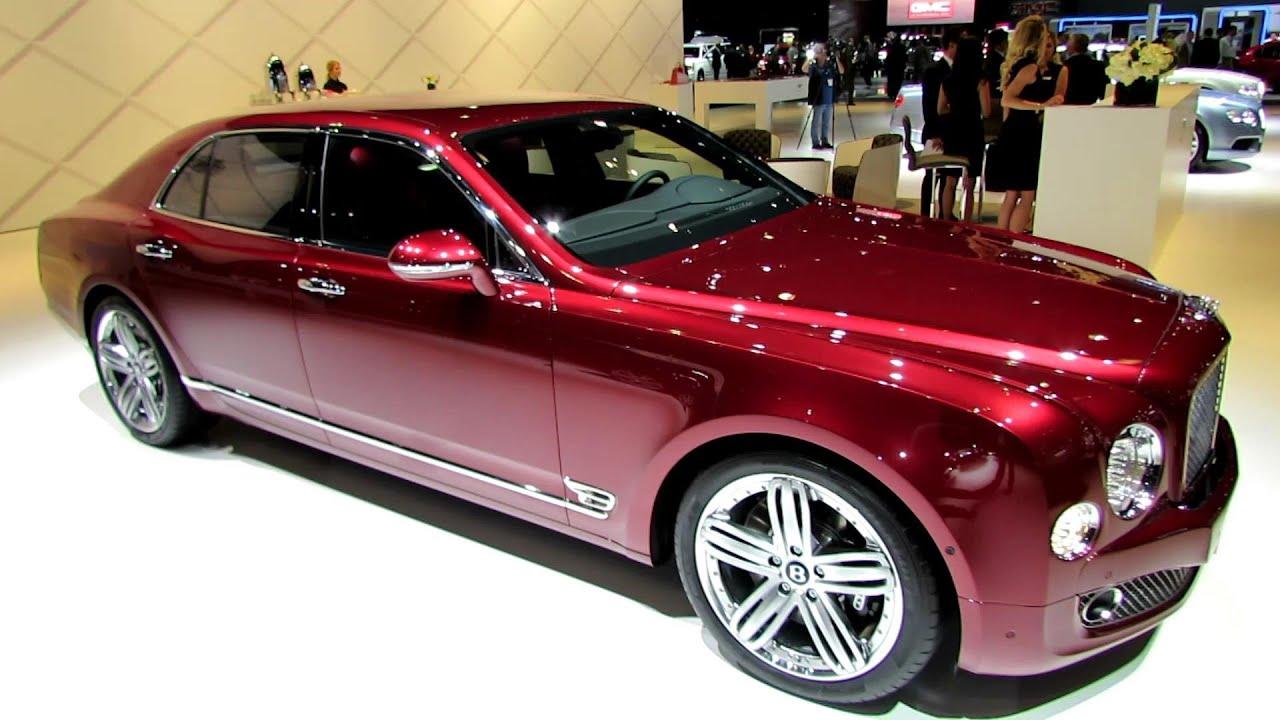 2014 Bentley Mulsanne Exterior And Interior Walkaround