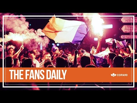 France & Griezmann Send 66 Million People Mental | The Fans Daily