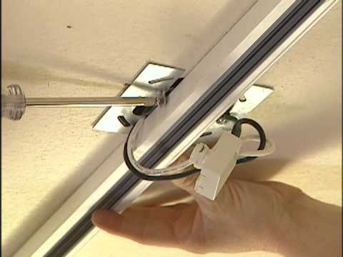 Installing Track Lighting Diy 5148 Youtube