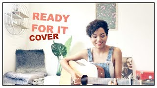 READY FOR IT // TAYLOR SWIFT COVER