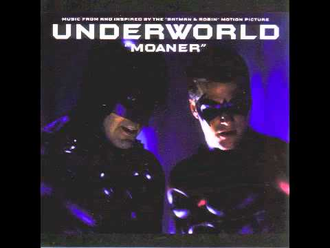 Underworld - Moaner (Relentless Legs Mix)