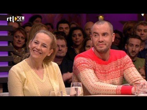Jeroen en Lies weer terug als stel - RTL LATE NIGHT