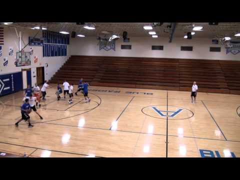 5 on 3 + 2 - Basketball Fast Break and Transition Drills - Don Kelbick