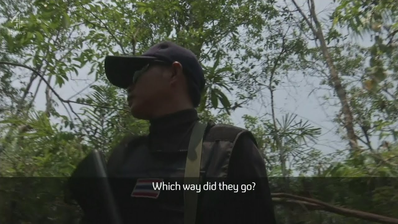 Rohingya migrant crisis: On the hunt for Thailand's human traffickers