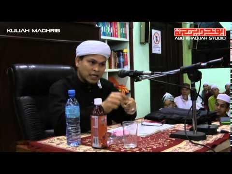 Ustaz Abdullah Khairi | Anak Yang Soleh
