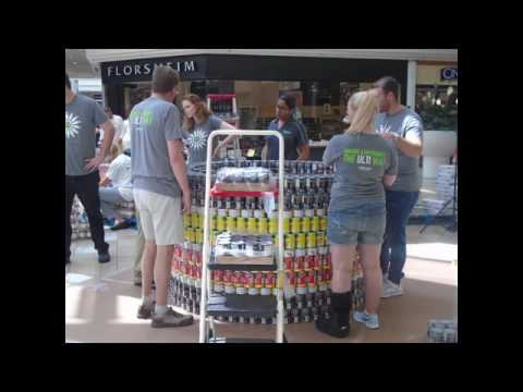 HOPE Outreach Center Canstruction 2016