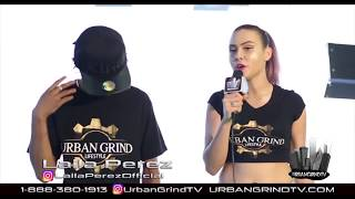 @Heart_Br8k_Rebel featured in Urban Grind Lifestyle Magazine Vol 3 | @UrbanGrindTV