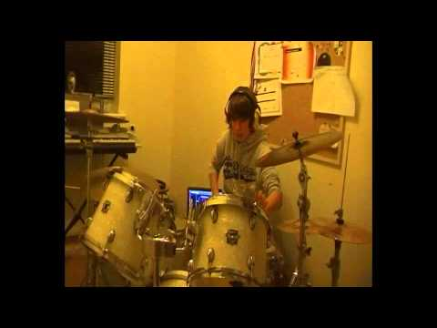 Brianstorm Drum Cover - Artic Monkeys - Covered By Ben Churchill