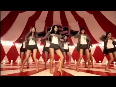 Snsd   Girls' Generation - Genie - Dance Version [mirrored] video