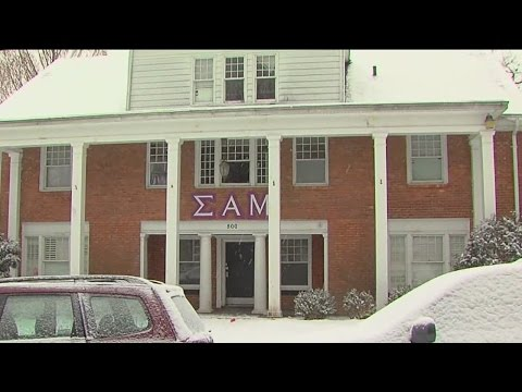 U of M fraternity's bank account frozen