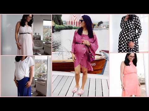 MATERNITY Style - Schwangerschaftsoutfits I Try On Haul I Inspirationen für die Schwangerschaft