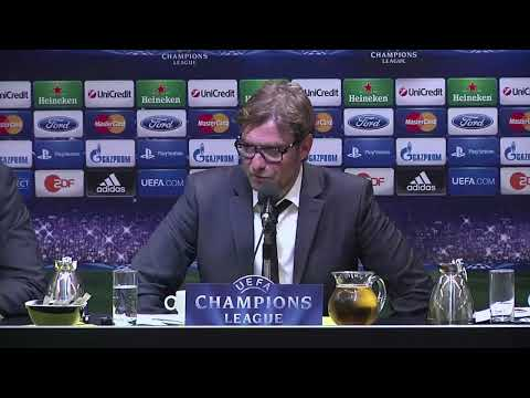 Borussia Dortmund 4-1 Real Madrid - Champions League Semi Final - Jurgen Klopp hails historic win