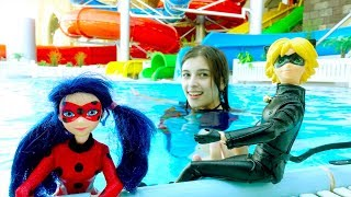 ToyClub шоу - Леди Баг и Супер Кот в спа салоне!