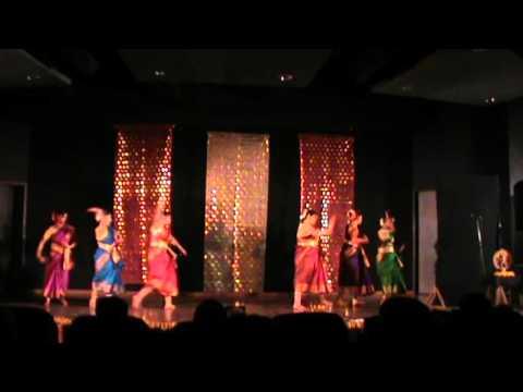 Chhata Dharo - Bengali Folk Dance
