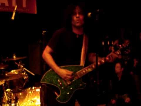 Stevie Salas, TM Stevens&Dave Abbruzzese 27.2.2010 Cafe Garbaty Berlin/Pankow