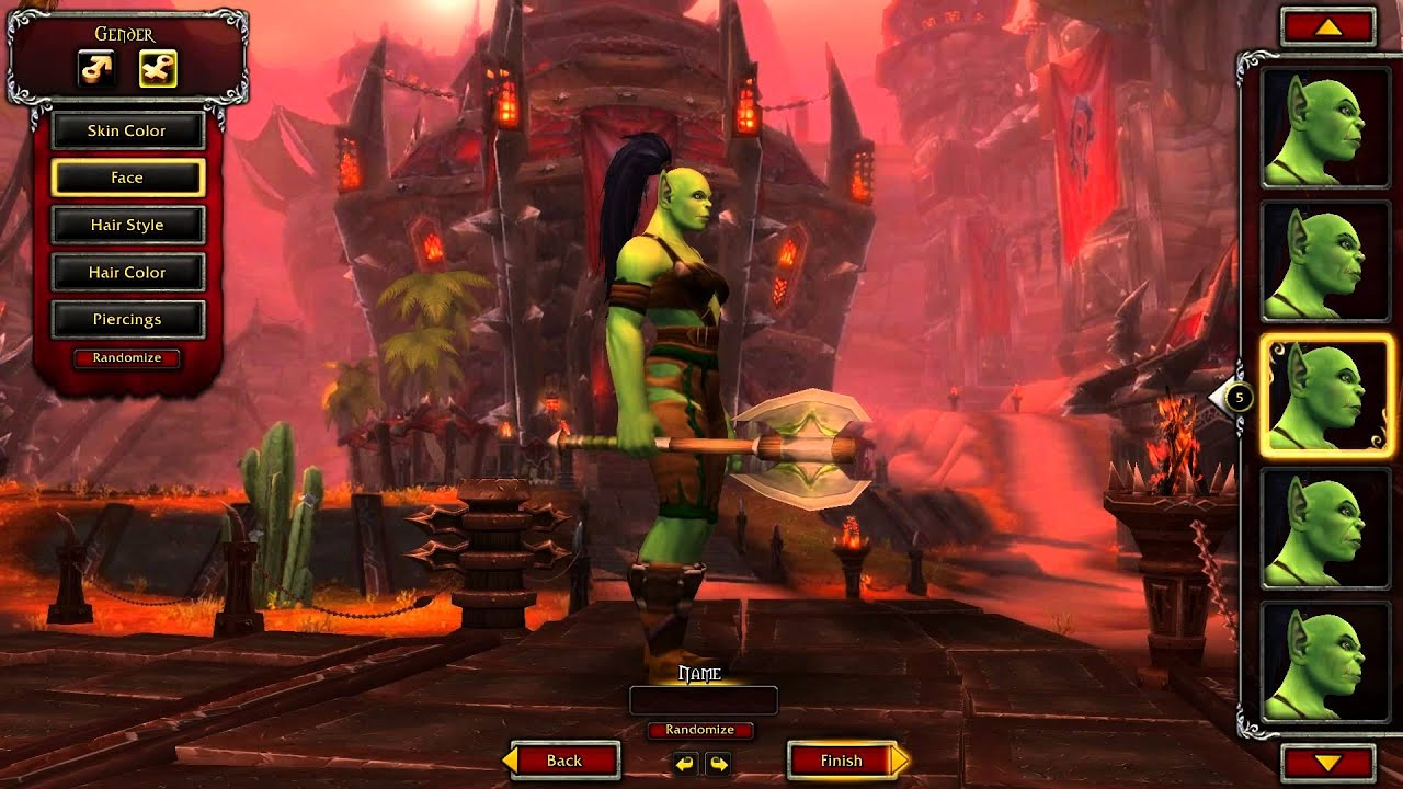 World of warcraft character creation female videos erotic comic