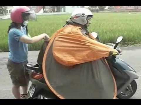 太空簑衣Motorcycle Rainwear