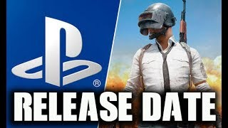 PUBG PS4 RELEASE DATE Will Happen When Xbox One Exclusivity Ends