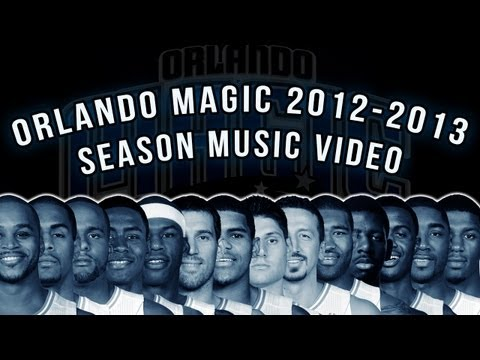 Orlando Magic 2012-2013 Season Music Video
