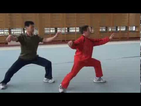 Jesse Tsao Ph.D in Tai Chi Training-Shanghai Sport University 1 Image 1