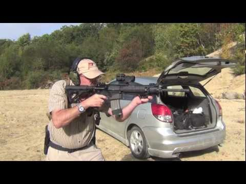 Smith and Wesson M&P AR15 Shooting review