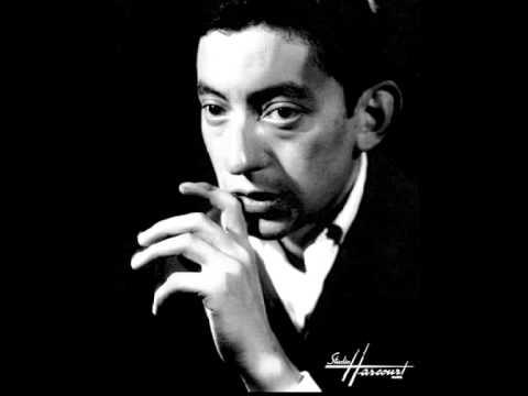 Serge Gainsbourg - Indiffrente