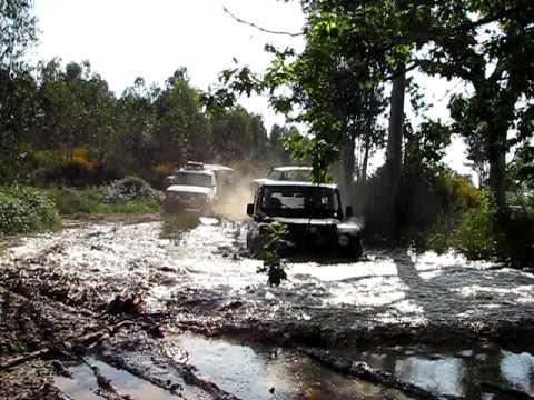 Land Rover Defender - неофициальный заезд TT 02