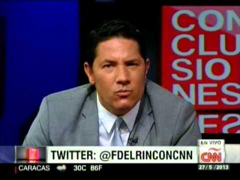 CNN le responde a Maduro