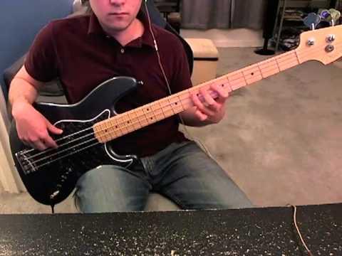 Across 110th Street (Bobby Womack) bass cover