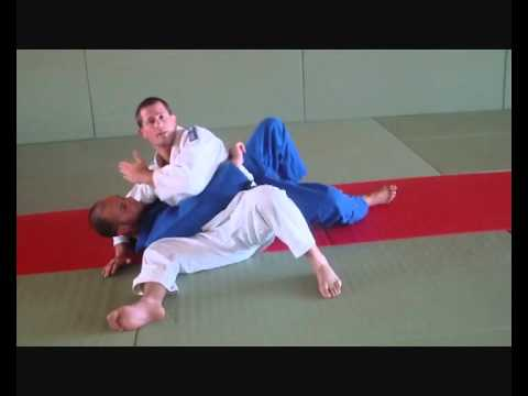 Kesa gatame - in depth instruction Image 1