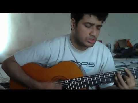 Ankhon Mein Teri Ajabsi Ajabsi - Om Shanti Om - Guitar Cover