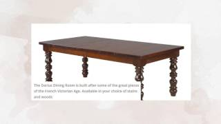 Solid Wood Furniture Toronto | Millbank Family Furniture Ltd | Mennonite