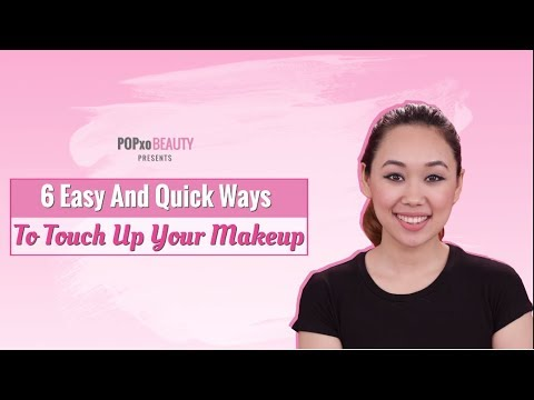6 Easy And Quick Ways To Touch Up Your Makeup - POPxo Beauty