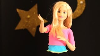Barbie On Stage Stop Motion