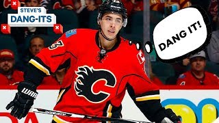 NHL Worst Plays of The Year - Day 19: Calgary Flames Edition | Steve's Dang Its