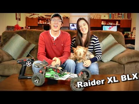 Arrma Raider XL BLX RC Buggy Review - TheRcSaylors