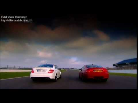 5th Gear - BMW M3 E92 VS Mercedes C63 AMG