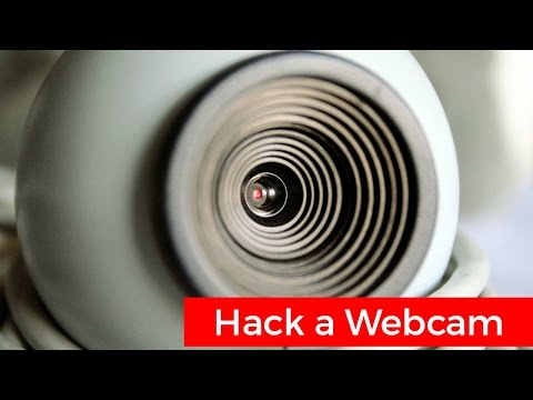 How to modify a webcam to use with a telescope