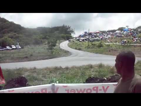 Barbados Shell V Power King of The Hill 2009
