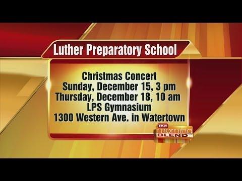 Luther Preparatory School Guitar Ensemble