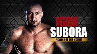 Download Fighter of the Month - Igor Subora 3Gp Mp4