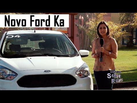 Novo Ford Ka e Ka+