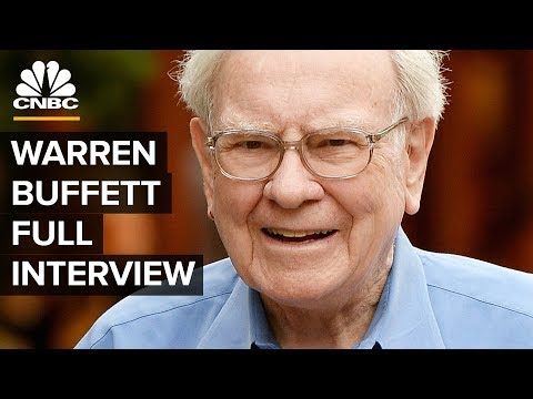 Warren Buffett's Full Birthday Interview | CNBC