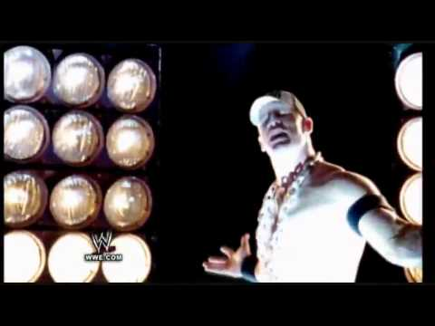 WWE: John Cena Theme Song - You Can't See Me (HD)