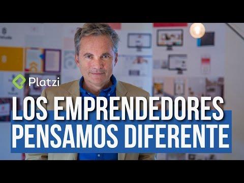 ¿Cómo piensa un emprendedor? Martin Varsavsky
