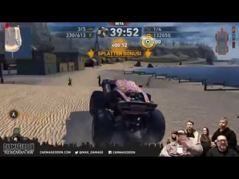 Carmageddon: Reincarnation Livestream - 18 Feb 2015
