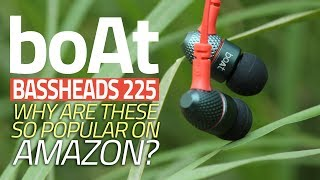 Boat Bassheads 225 Review | Why Are These Rs. 599 Earphones 'Amazon's Choice'?